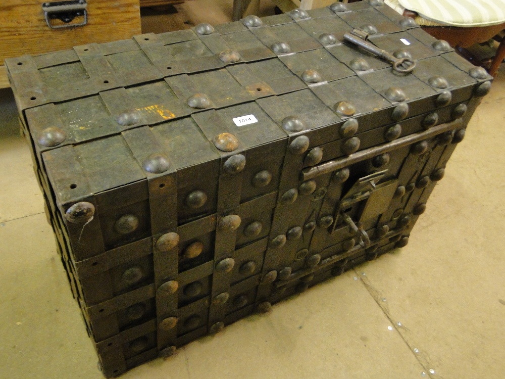 Armada Safe with Almost Impossible Combination! Image
