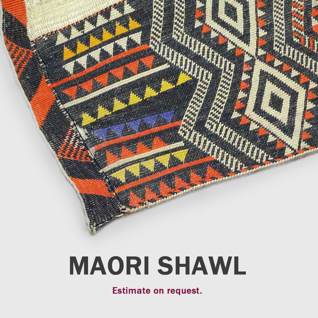 Maori Shawl for Sale Image