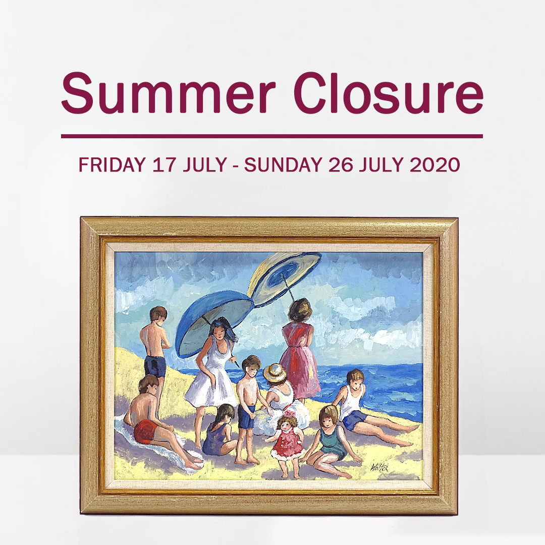 Summer Closure (July 2020) Image